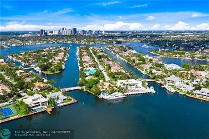Photo of 1400 W LAKE DR, Fort Lauderdale, FL 33316