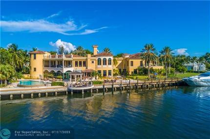 Photo of 1235 E Lake Dr, Fort Lauderdale, FL 33316